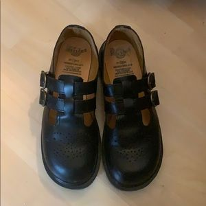 Doc Martens Mary Janes shoes